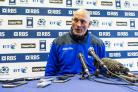 18/01/17  .  BT MURRAYFIELD STADIUM - EDINBURGH  .  Scotland Rugby Head Coach Vern Cotter announces his squad for the upcoming Six Nation tournament.