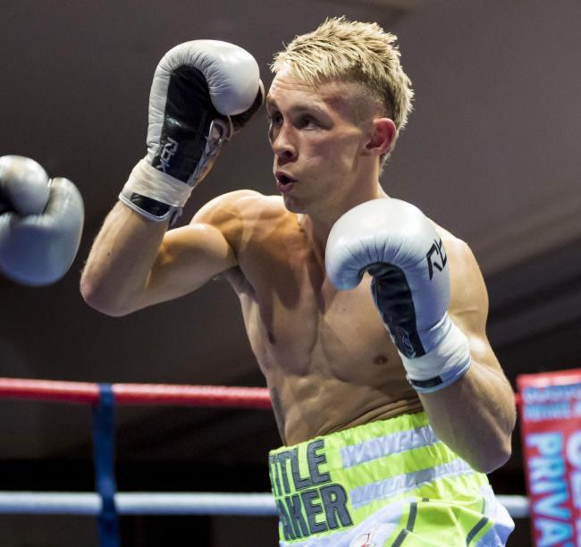 Hard times: But Scott Allan is bouncing back with rematch against Kash Farooq.