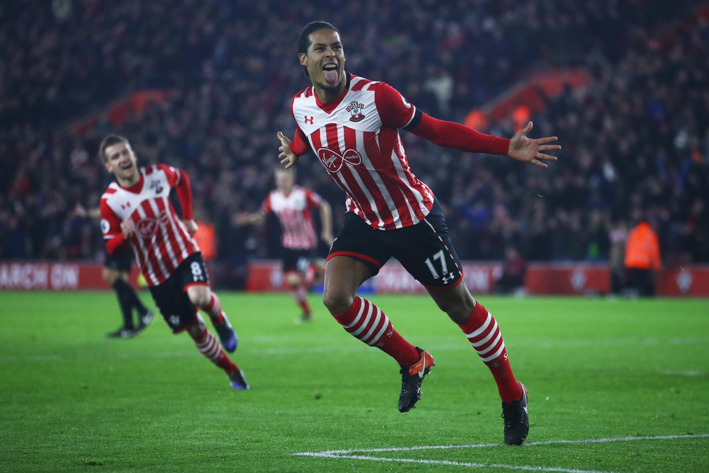 Virgil van Dijk is set for a summer transfer saga. (Photo by Julian Finney/Getty Images).