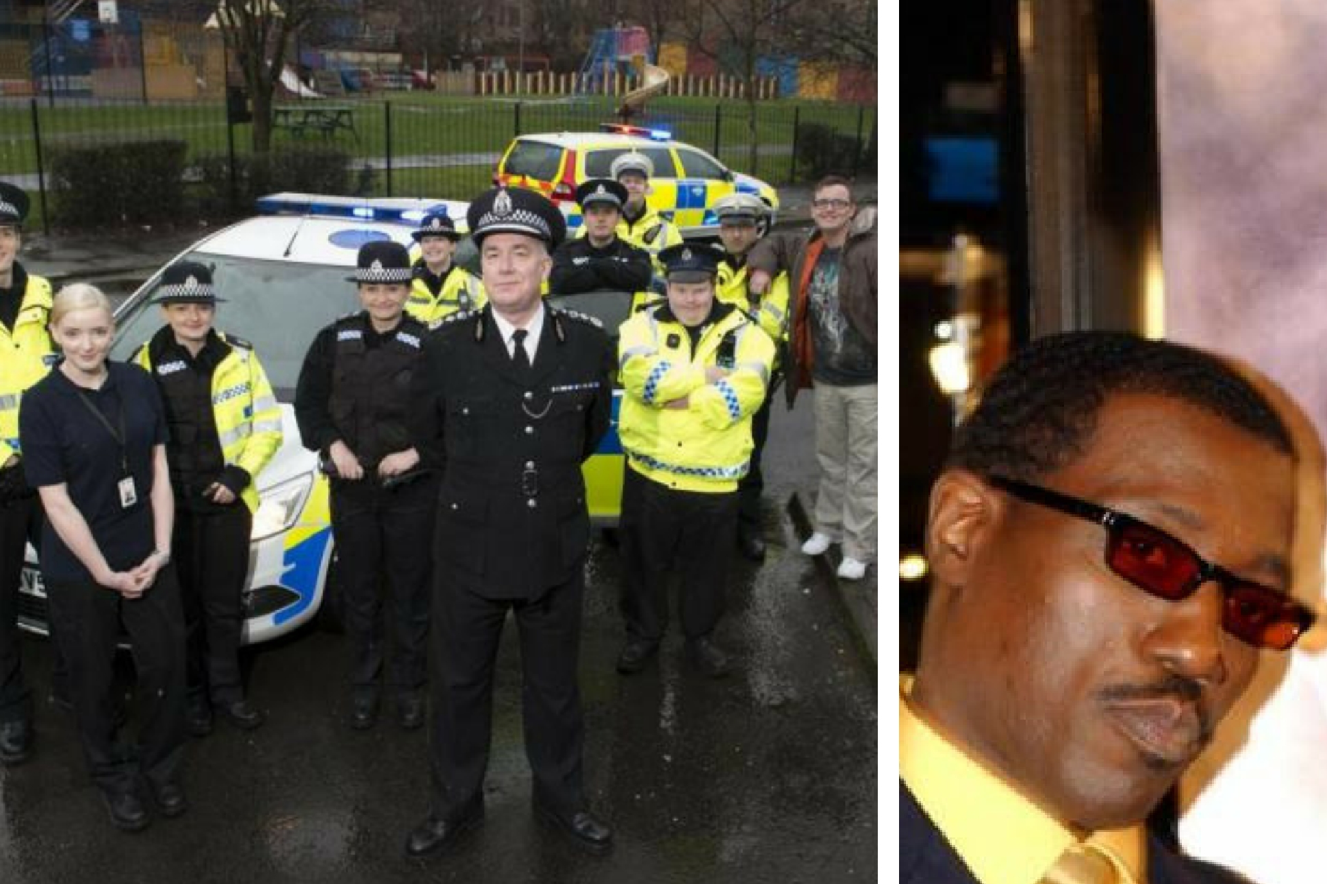 Is Wesley Snipes heading for a cameo in Scot Squad?