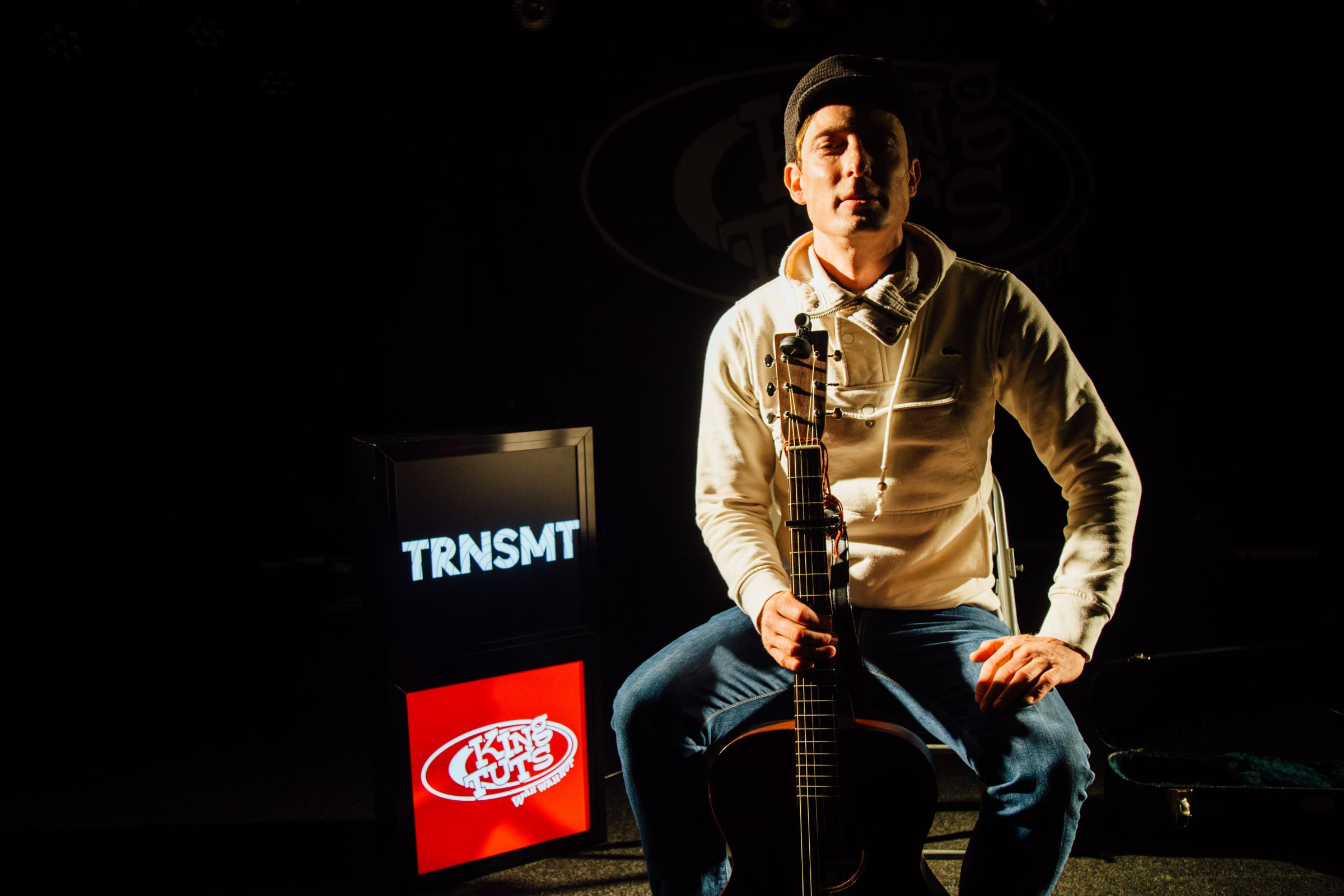 Gerry Cinnamon (Credit: Cameron James Brisbane)