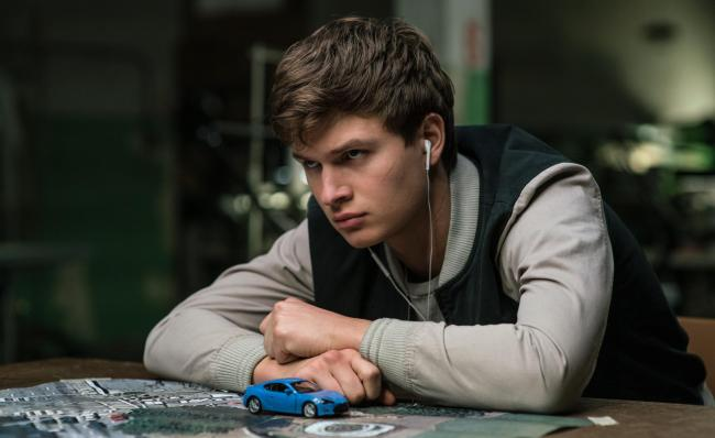 Film review: Baby Driver (15)