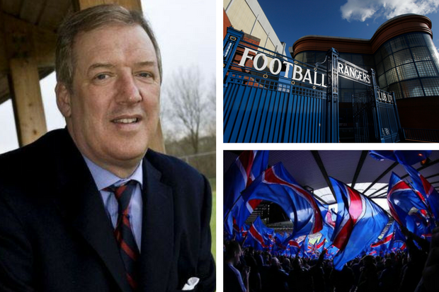 Former Rangers chairman Sir David Murray 'hugely disappointed' by Supreme Court verdict