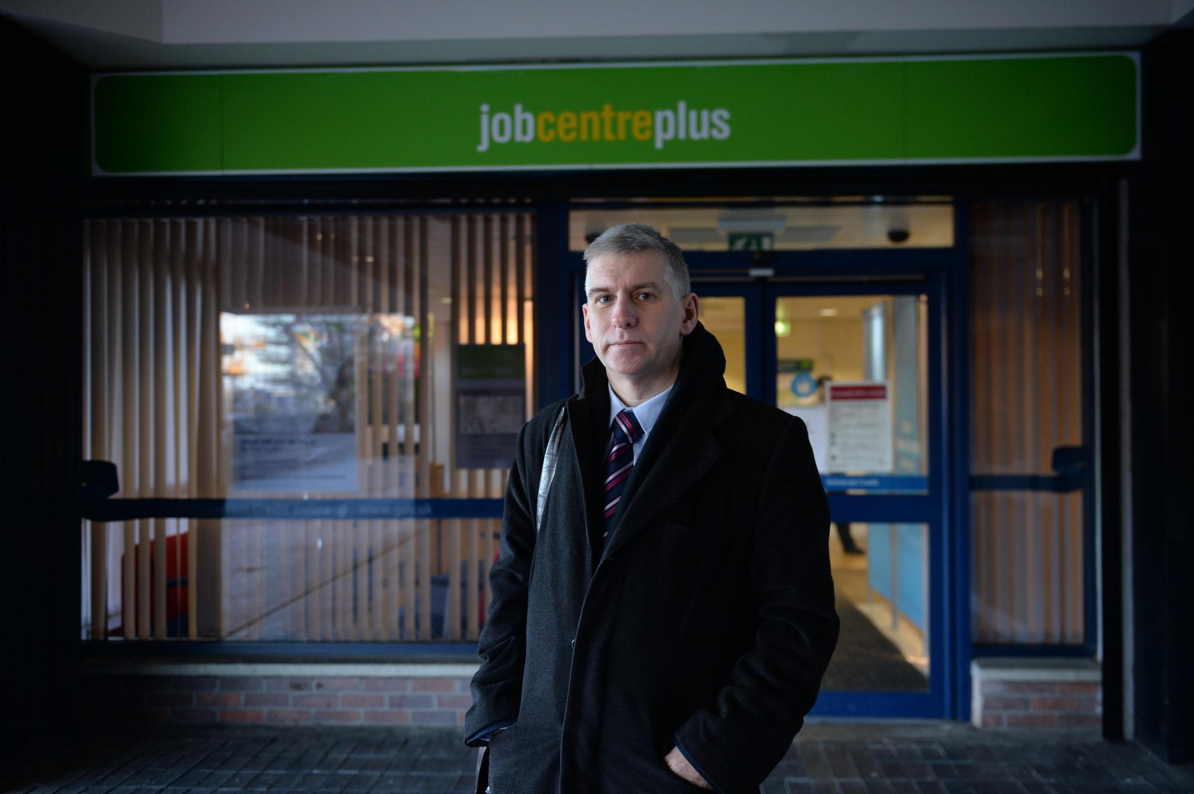 STEWART PATERSON'S Politics Week: Jobcentre closures decision is lazy opportunitstic cost cutting