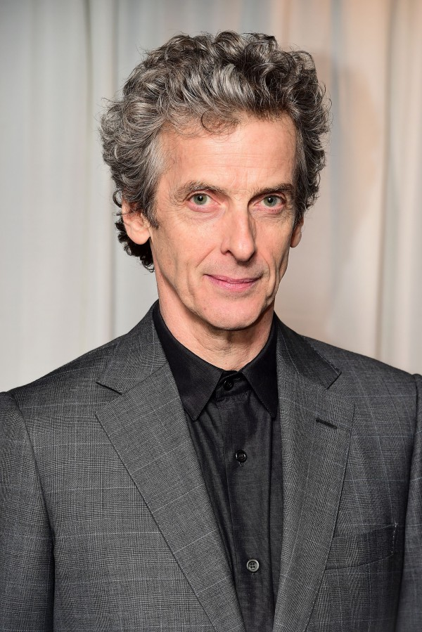 Scottish actor Peter Capaldi confirmed for Suicide Squad reboot