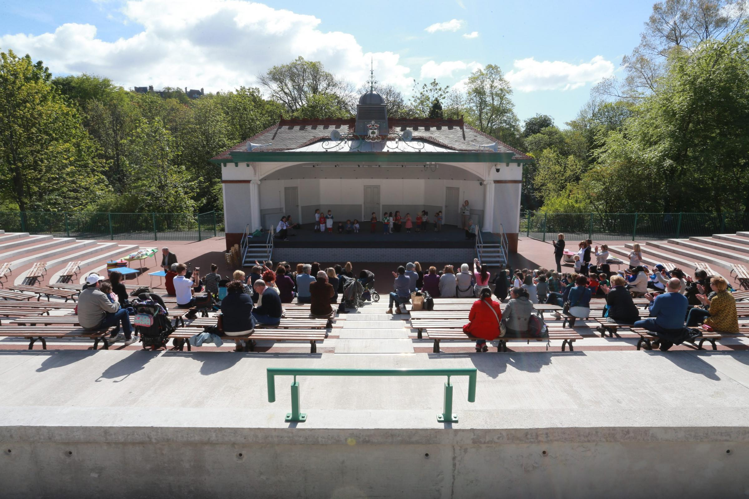 'Kick in the tadger': West End residents' fury as Kelvingrove Bandstand gigs given green light