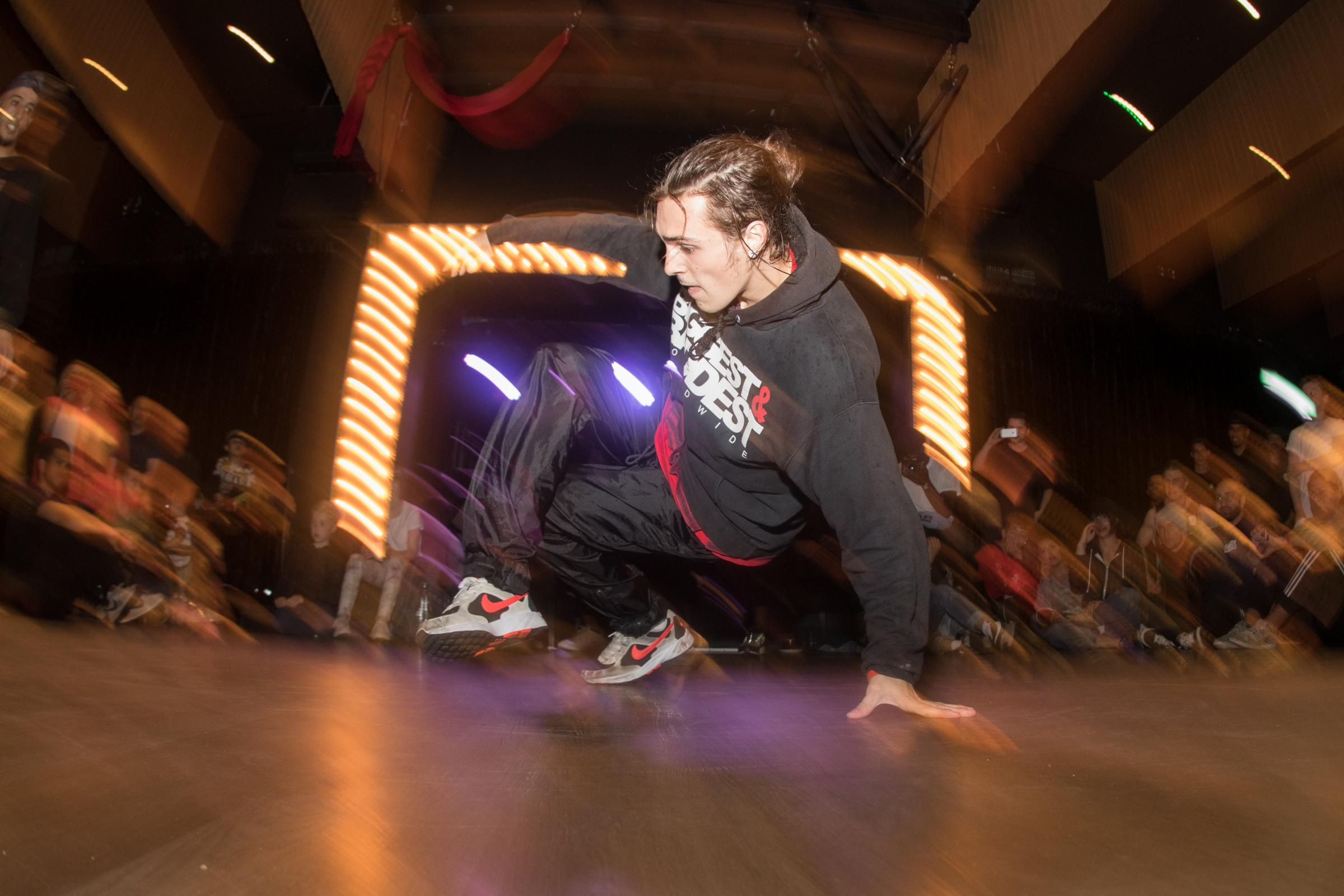 Gie's a breakdancing – Glasgow hosts the resurgent street dance form
