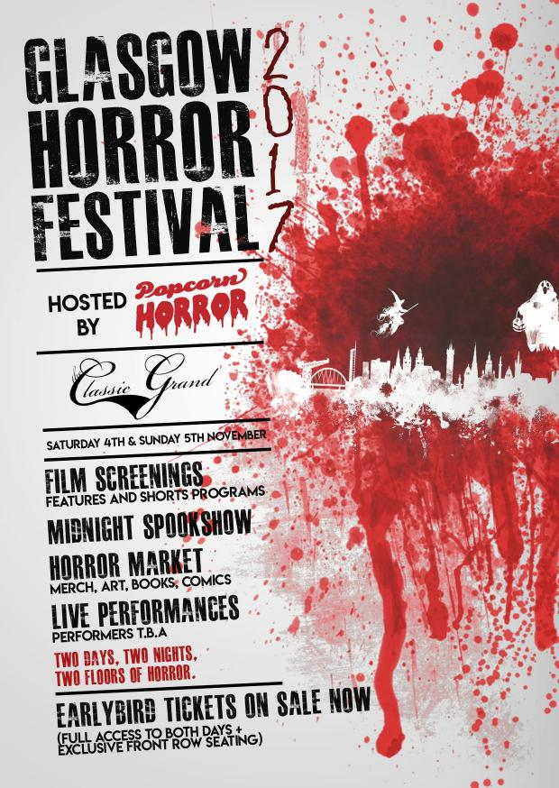 Evening Times: Glasgow Horror Festival hopes to bring a taste of world-famous Texas Frightmare to the city. Images: Popcorn Horror