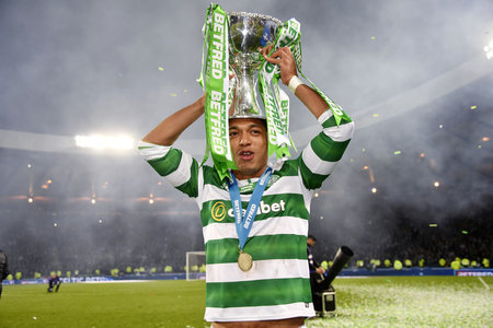 Izaguirre spent seven years at Celtic