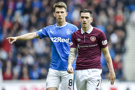 Hearts host Rangers on Saturday