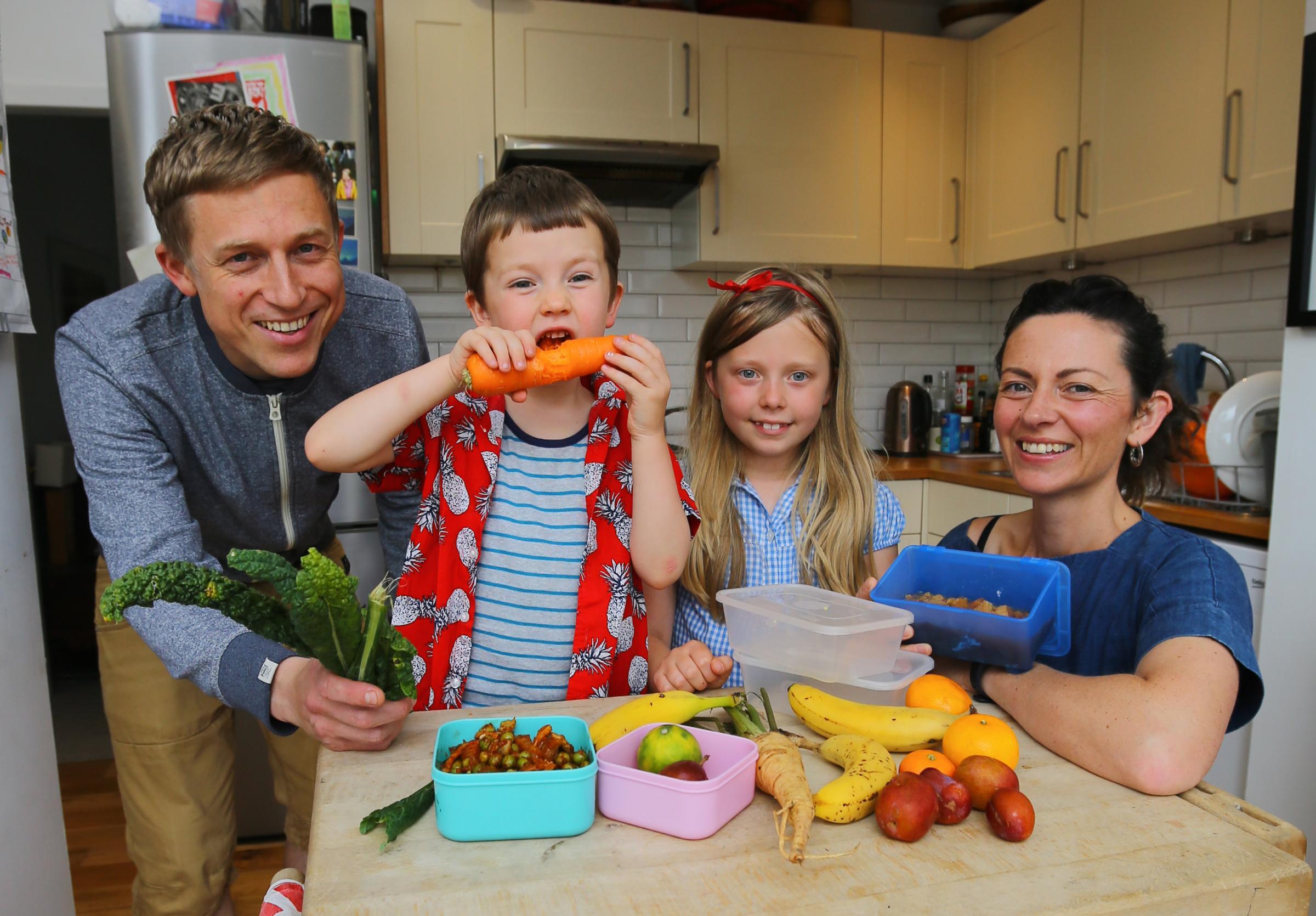 What a waste: Glasgow bins 90 million meals each year