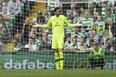 Evening Times: Celtic goalkeeper Craig Gordon will be irked at the goal he lost against St Johnstone - but he is still a top class keeper, says Davie Hay