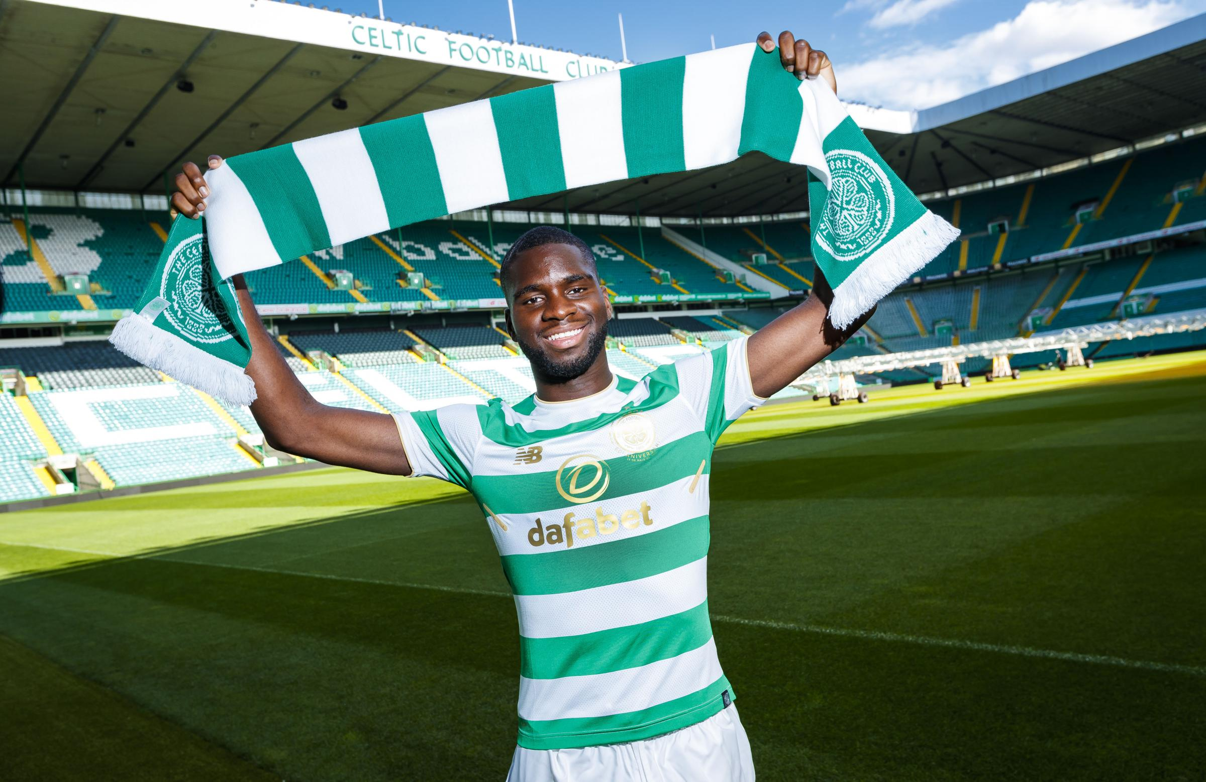 Image result for odsonne edouard signs deal