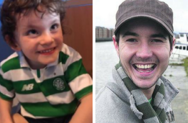 Scots actor backs young Celtic fan's 'Wish to Walk' campaign