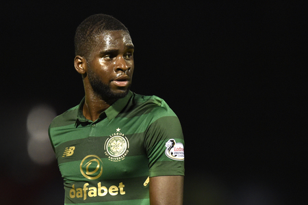Edouard arrived on loan from PSG in the summer