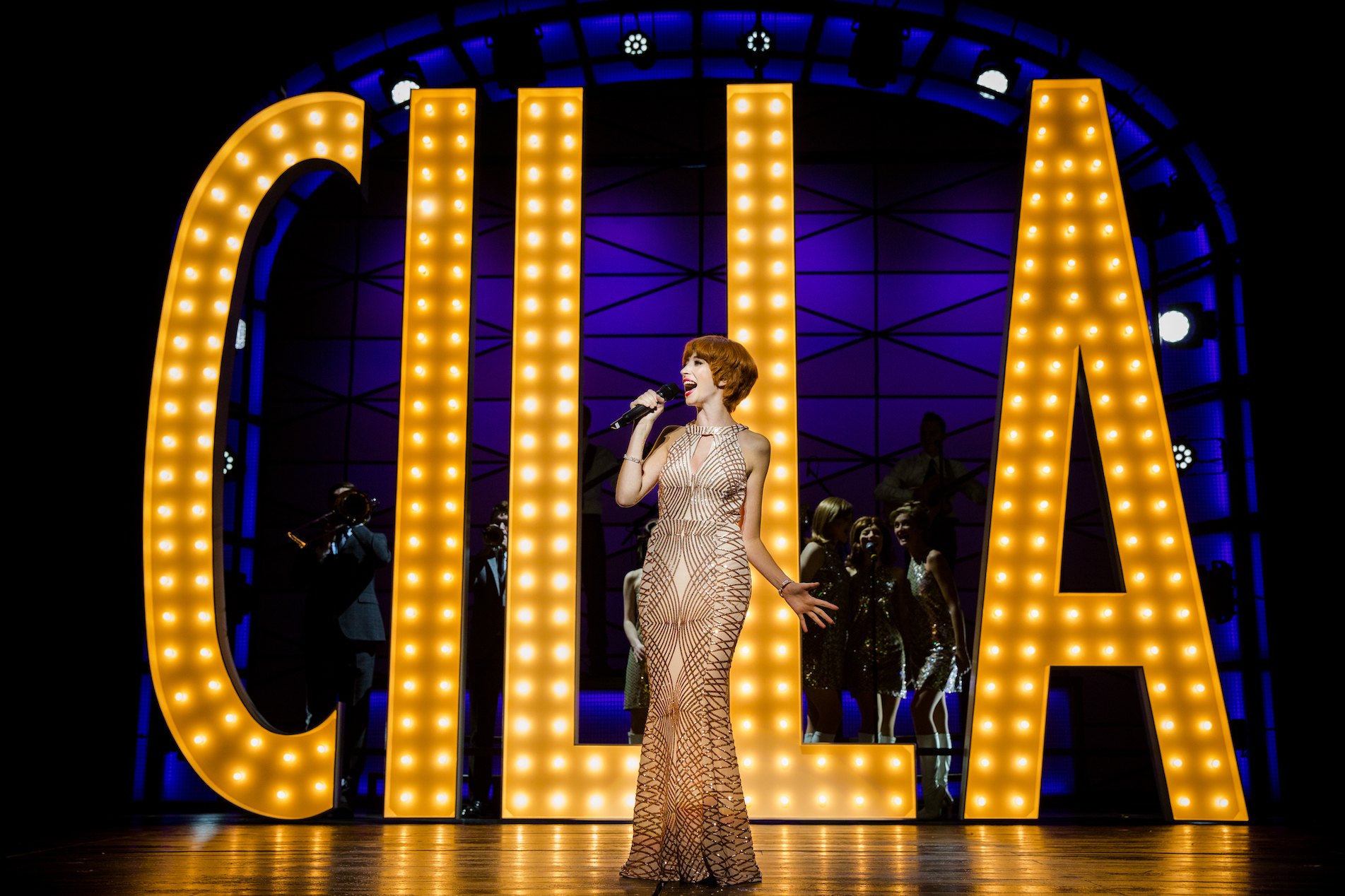 Kara Lily Hayworth in Cilla, The Musical