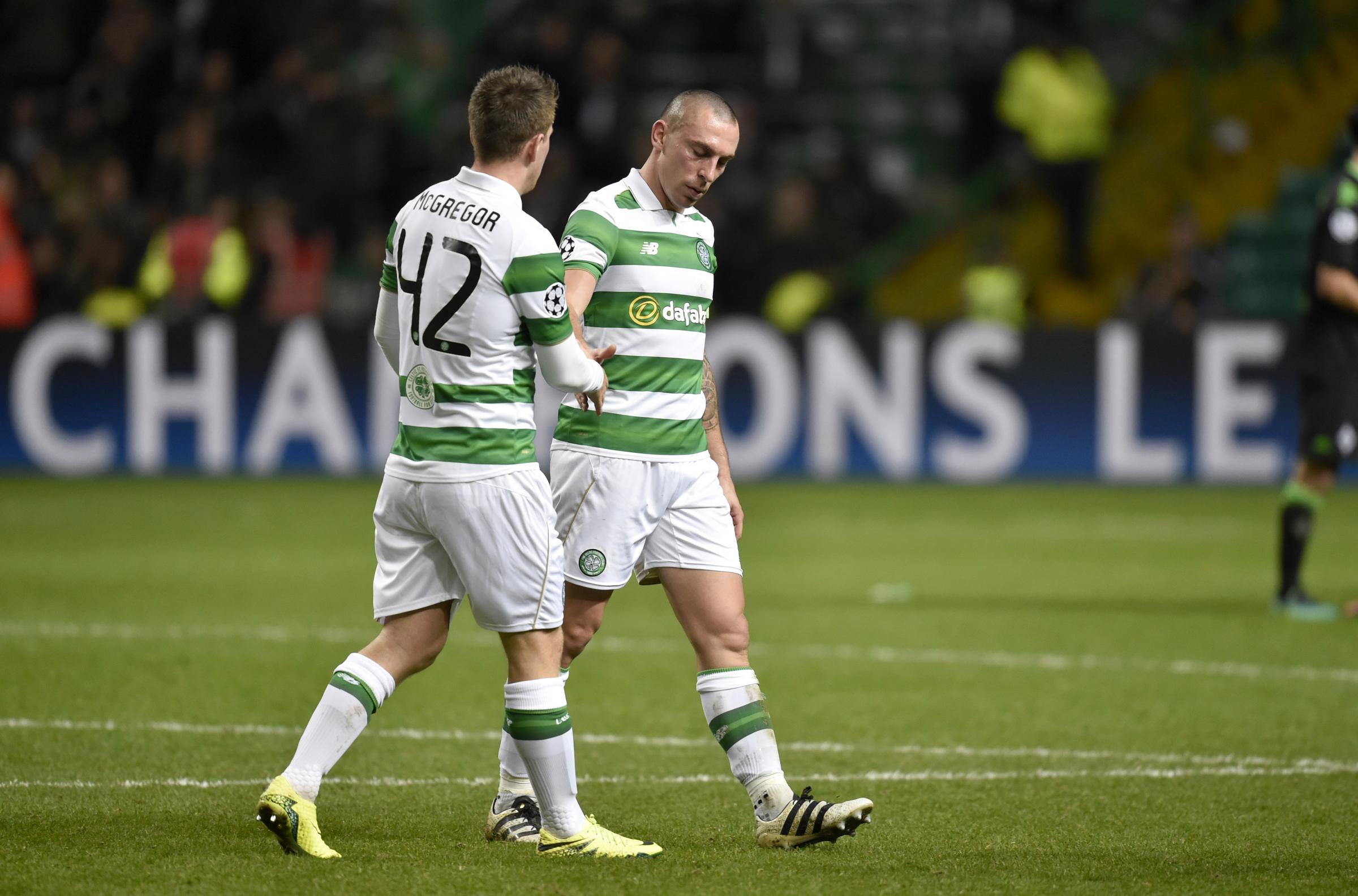 Celtic finished bottom of their group last season