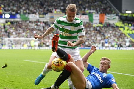 Celtic and Rangers meet at Parkhead on Saturday