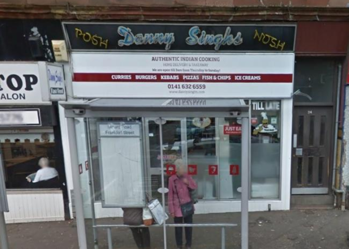 Danny Singhs from Google maps