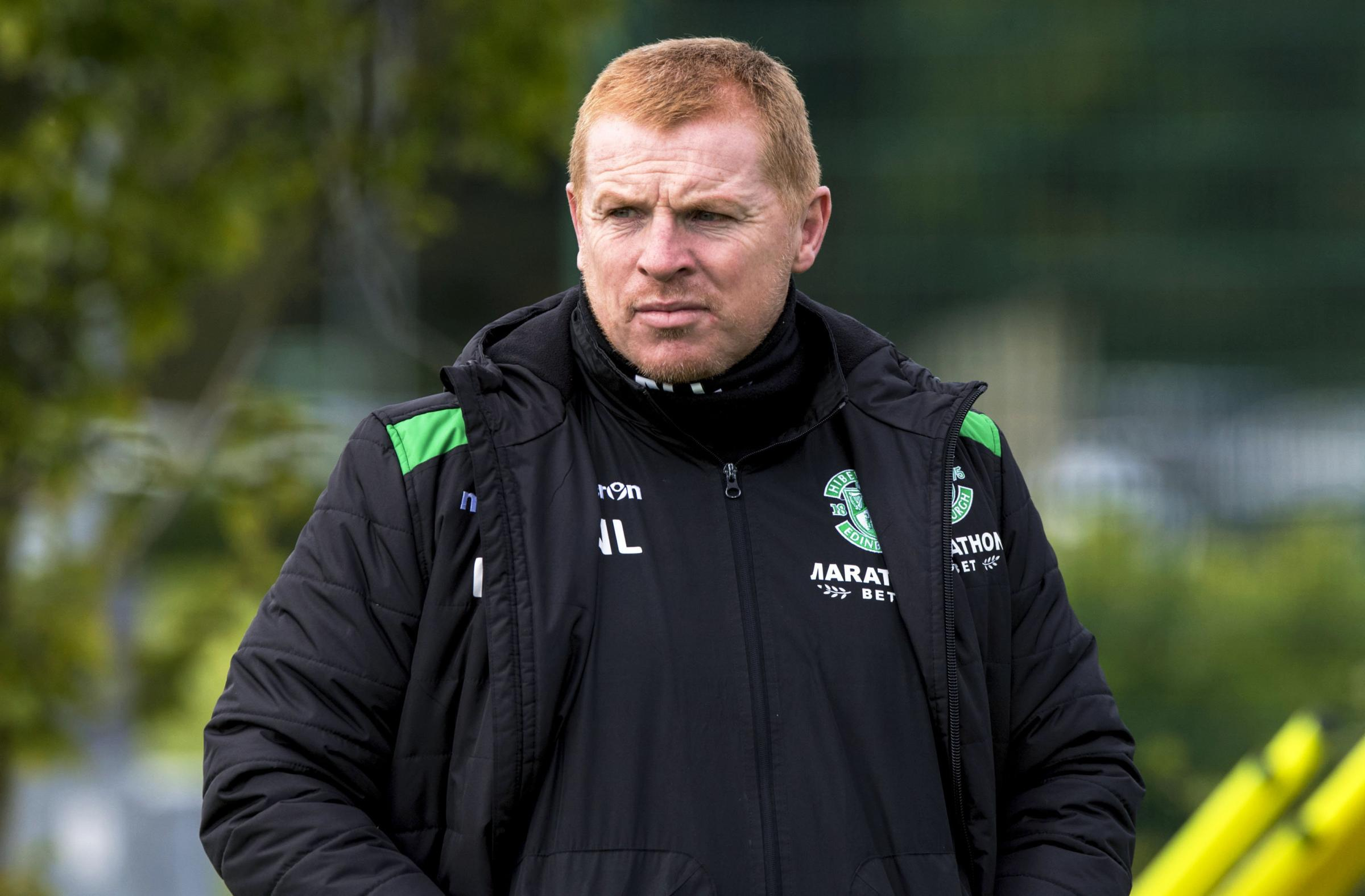 Neil Lennon will be back at Celtic Park this afternoon