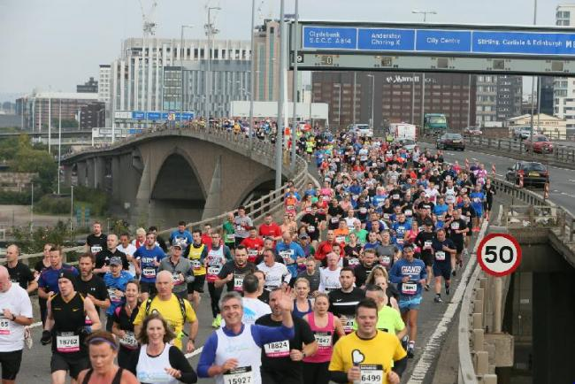 Great Scottish Run: All the road closures in Glasgow you need to know about