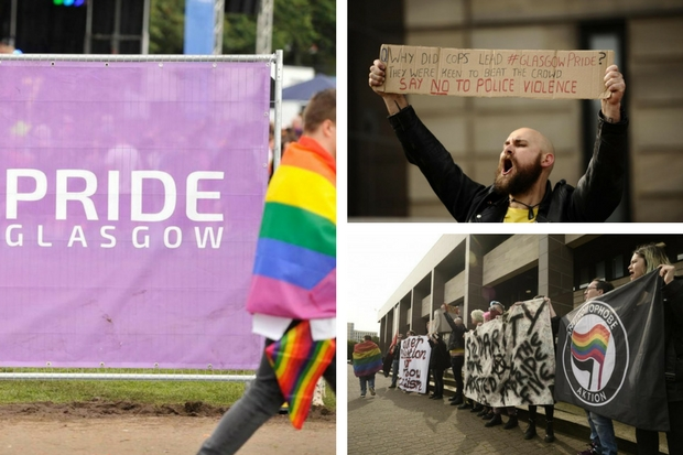 Police Scotland apologises for backlash caused by their involvement in Glasgow Pride