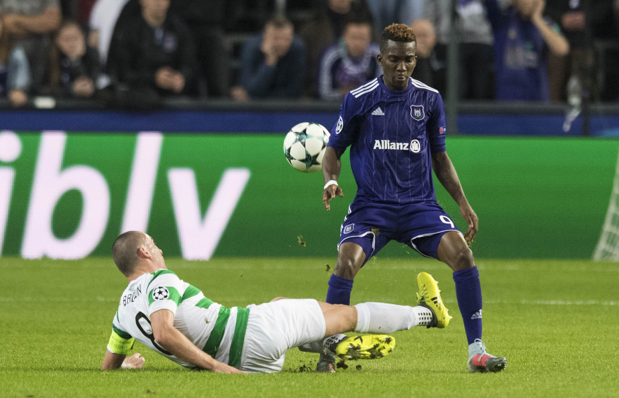 Scott Brown's injury is a headache for Celtic