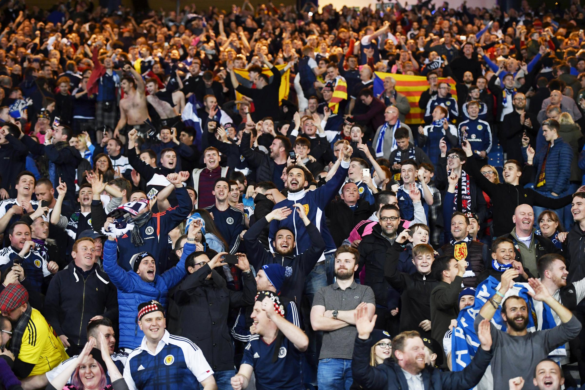 Will the Nations League help Scotland fans back to a major tournament?