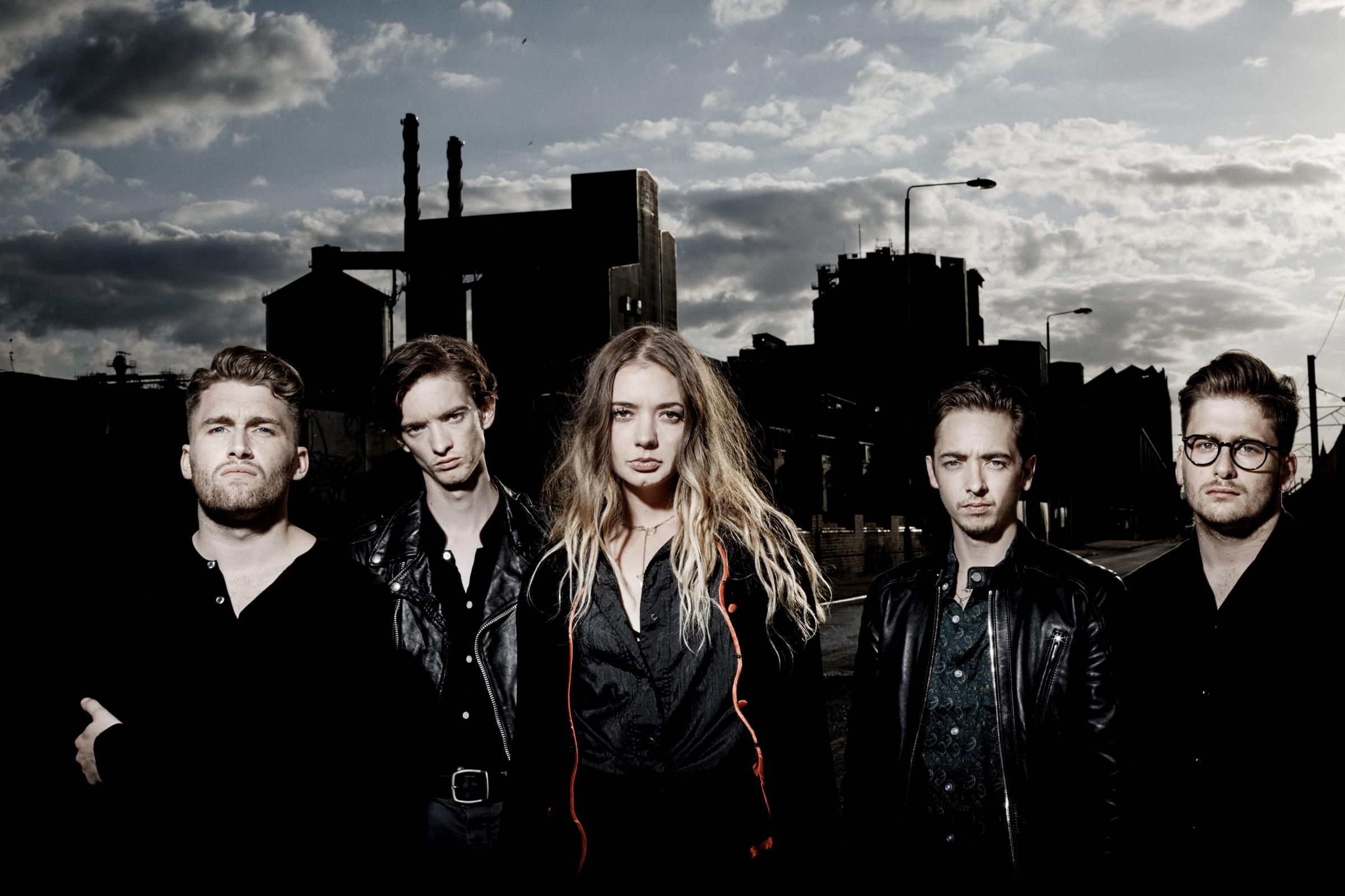 Marmozets are back with a new album and want more success