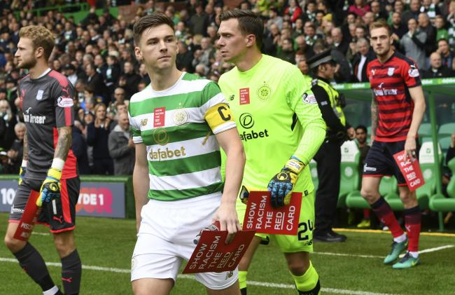 4537c2d84 Kieran Tierney has captained Celtic and Scotland at the age of just 20 and  loves life