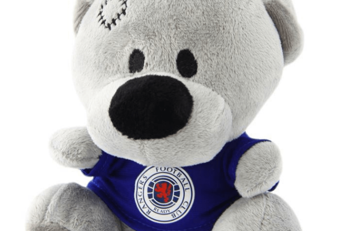 Rangers toy bear called TIMMY launched by Mike Ashley's Sports Direct
