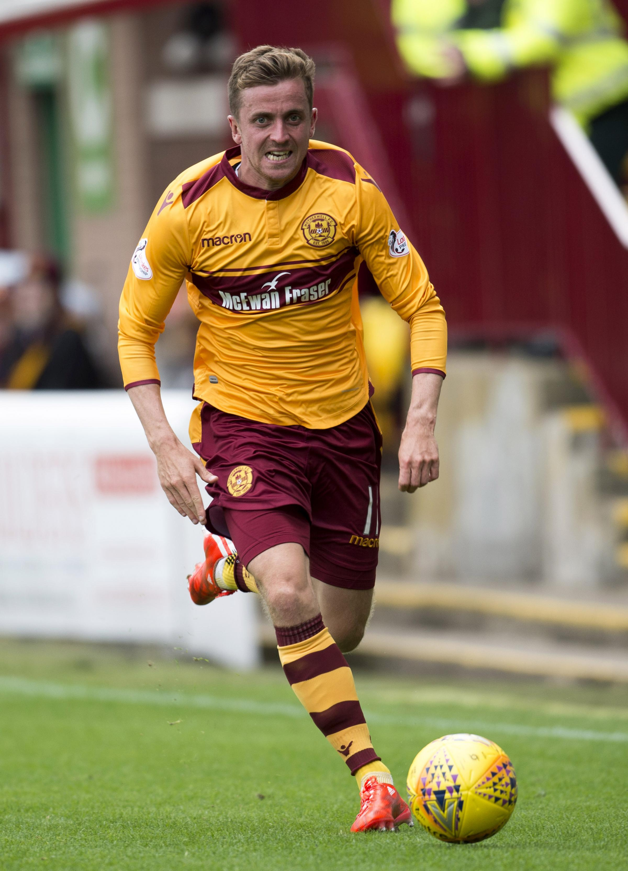Elliott Frear says there is now a siege mentality at Motherwell.