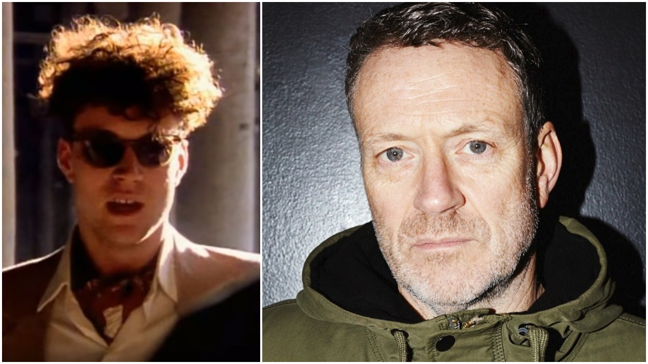 Neil Arthur of Blancmange: Then and now.
