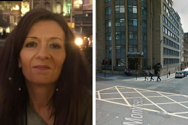 Woman killed by bus in city centre named as 47-year-old Ailsa Gosman