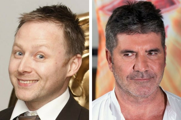 Glasgow comedian Limmy teases newspaper over 'vile troll' comment after Simon Cowell tweet