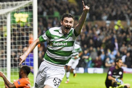 Evening Times: Celtic's Kieran Tierney has thanked Brendan Rodgers for sticking by him when he first arrived at the club last year