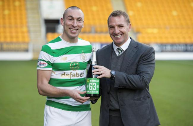 Brendan Rodgers: I could never have imagined making history with Celtic