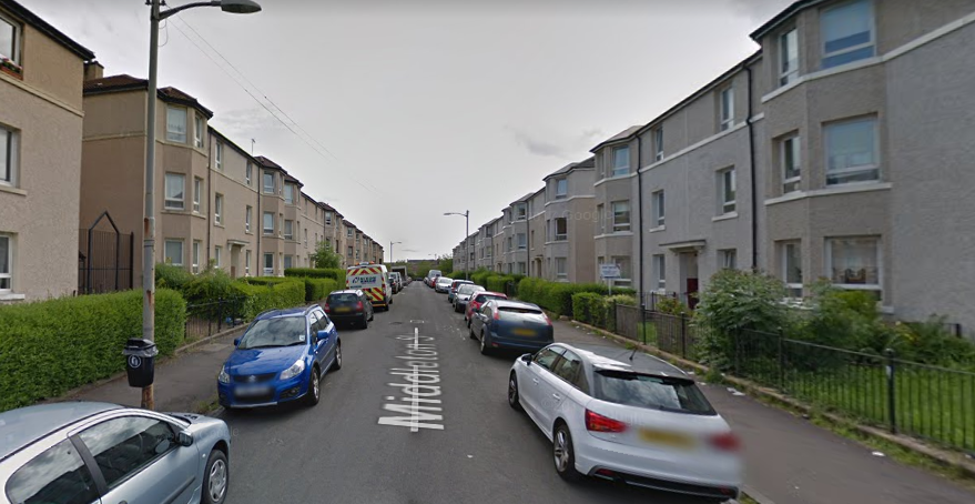 Horror late night 'knife' attack near Ibrox puts man in hospital