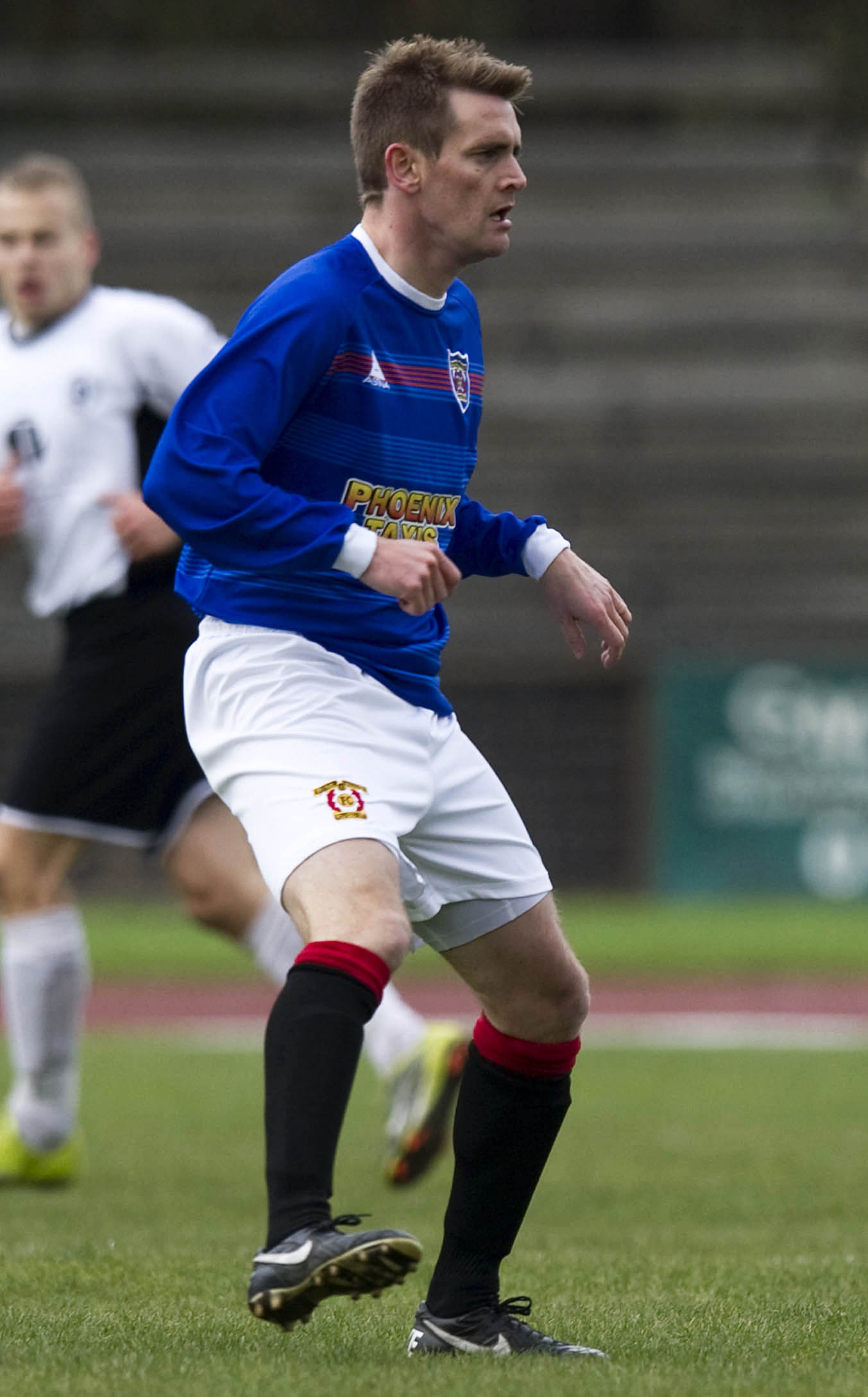 Chris Strain knows McGinty well from their days together at Irvine Meadow