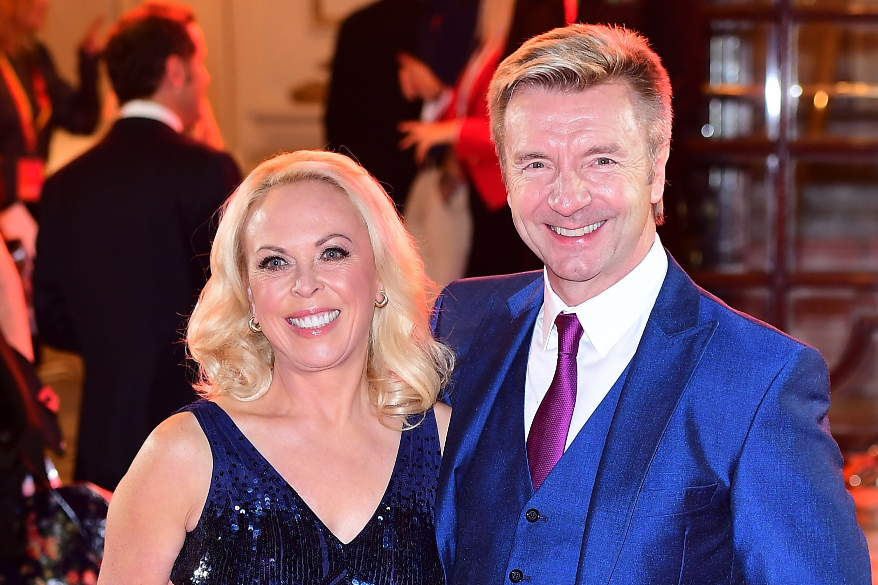 Dancing On Ice will be bigger and stronger than ever – Christopher Dean (Ian West/PA)