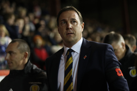 Former chief executive Stewart Regan rejected the possibility of Mackay taking the job on a permanent basis in November