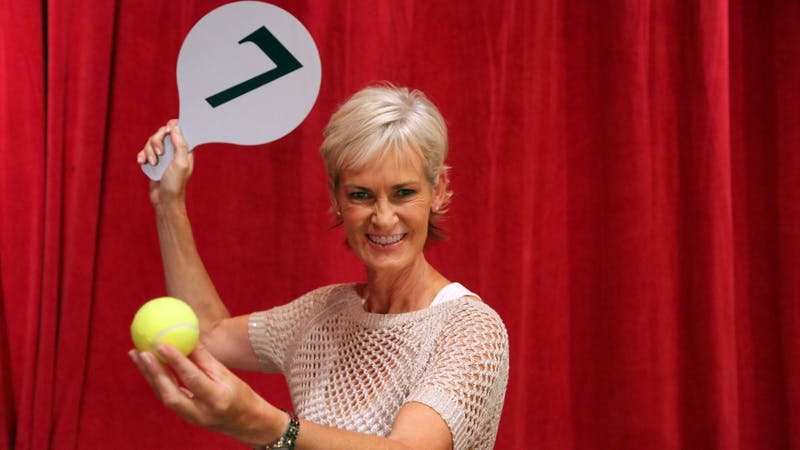 Judy Murray heads to Buckingham Palace to be recognised for services to tennis