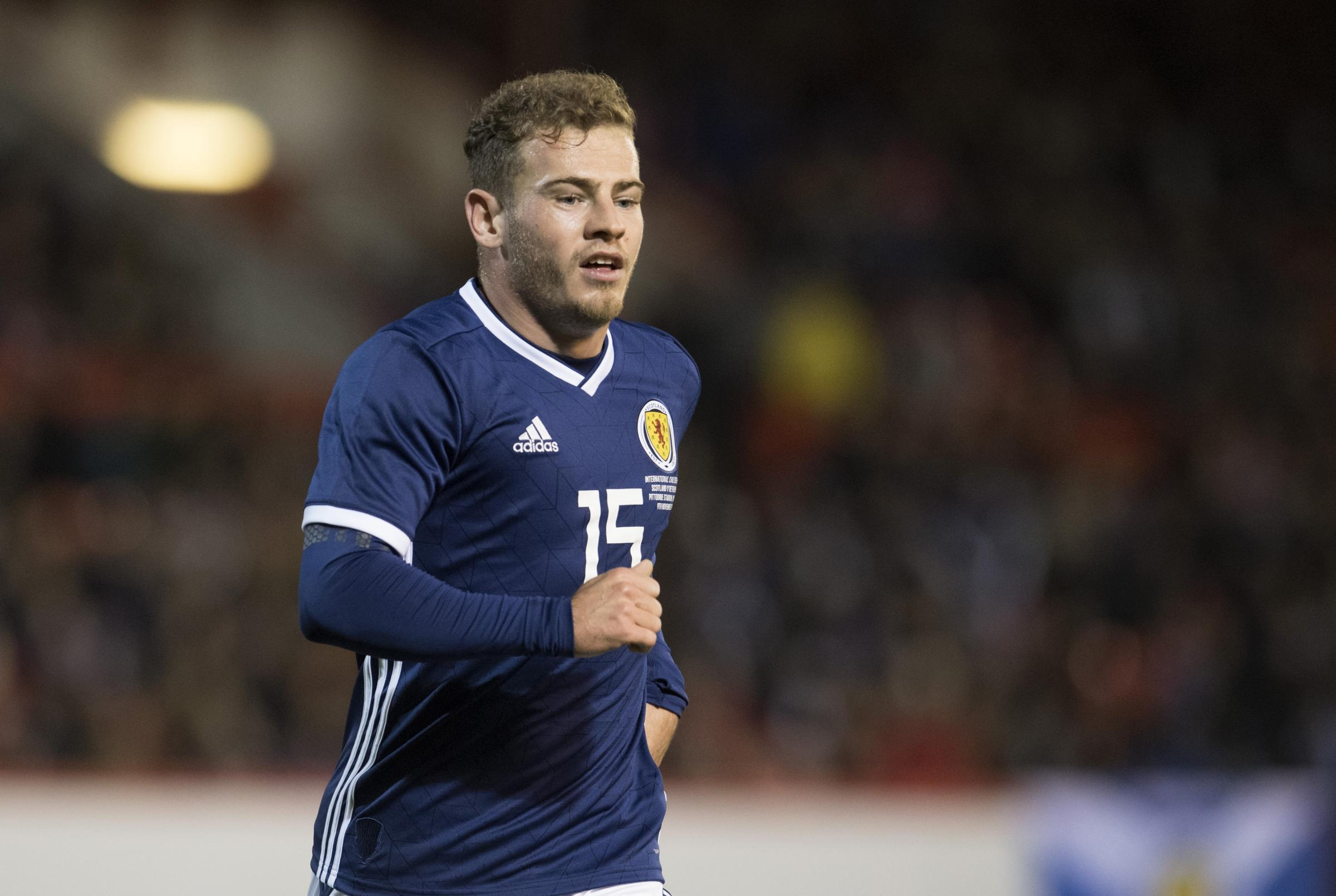 Ryan Fraser was gutted to miss a good chance to score after coming on for Scotland against The Netherlands.