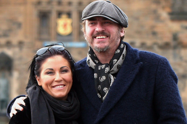 Jessie Wallace and Shane Richie play Kat and Alfie Moon