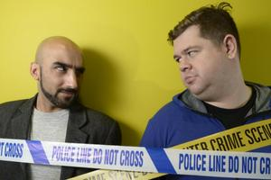 Scot Squad stars Grado and Manjot Sumal on their roles in the hit BBC police comedy