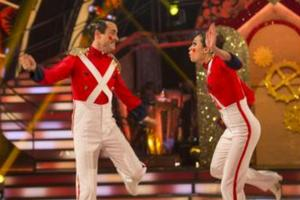 Joe McFadden reveals Ed Balls gave him Strictly tips