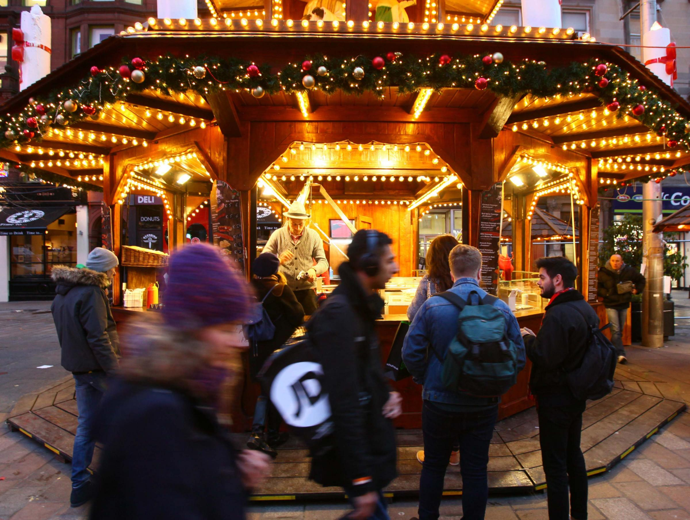 5 Christmas events in Glasgow you can't miss this year