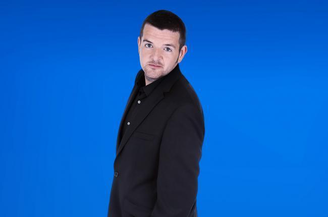 Comedian Kevin Bridges.