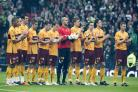 The Motherwell team that lined up against Celtic in the 2011 Scottish Cup final