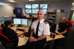 Senior police officer suspended after 'criminal and misconduct allegations'
